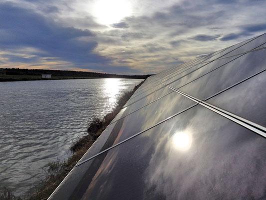 energía solar solenersa