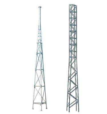 torre eólica tubular para torre eléctrica
